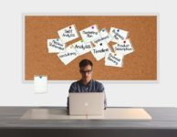 Bulletin Board Stickies Business  - geralt / Pixabay