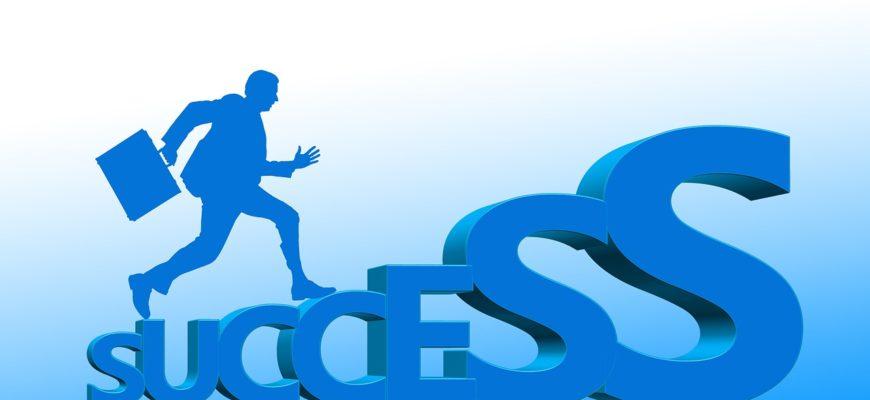 Success Career Man Career Ladder  - geralt / Pixabay